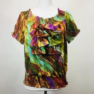 Sunny Leigh Top Size L